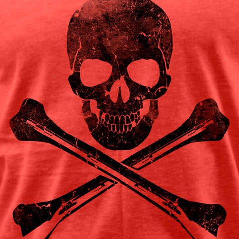 Hoist the Black Flag - Red - Tank