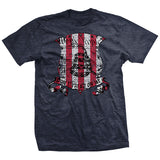 Sunshine Patriot Ultra-Thin Vintage T-Shirt