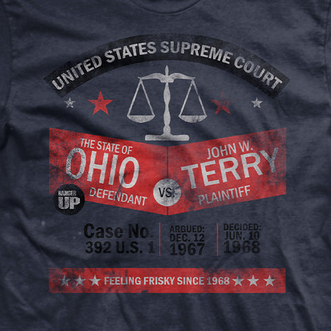 Terry V Ohio T-Shirt