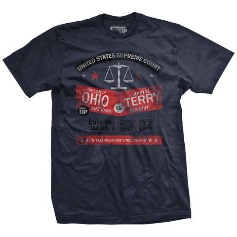Terry V Ohio Vintage-Fit T-Shirt
