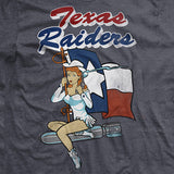 Texas Raiders Bomber T-Shirt