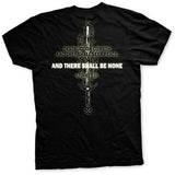 The Lord is a Man of War Normal-Fit T-Shirt