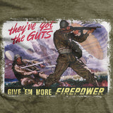 They've Got The Guts T-Shirt
