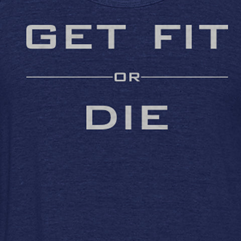 Get Fit Or Die Tim Kennedy Hard to Kill Tank Top