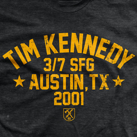 Tim Kennedy Retro T-Shirt