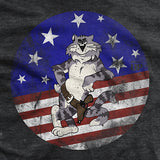 Tomcat Patch T-Shirt