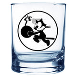 Tomcatters Whiskey Glass