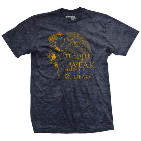 Trample The Weak Vintage T-Shirt
