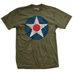 Members Only US Army Air Service  T-Shirt