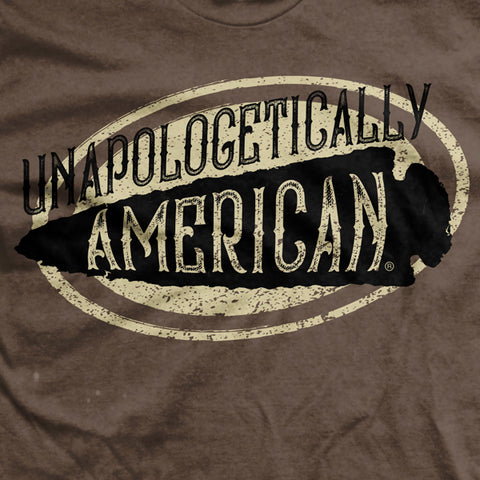 Unapologetically American Arrowhead T-Shirt