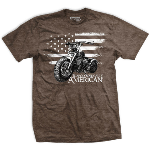 Classic Motorcycle Ultra-Thin Vintage T-Shirt