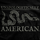 Unapologetically American Join or Die Snake T-Shirt