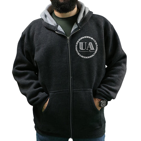 Unapologetically American Heavy Hoodie