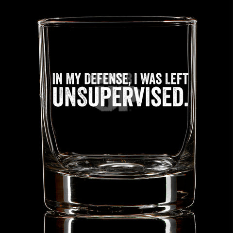 Unsupervised Whiskey Glass