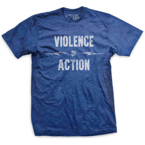 Violence of Action T-Shirt