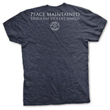 Members Only Violent Peace T-Shirt