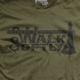 Walk Softly Vintage Shirt