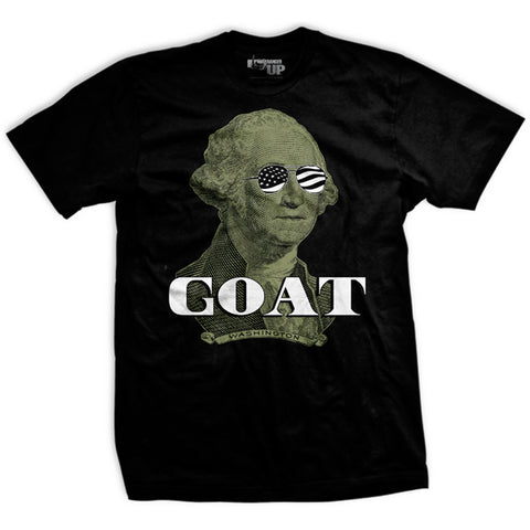 Washington GOAT Vintage T-Shirt