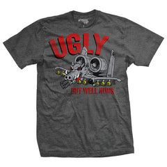A-10 Ugly But Well Hung Vintage T-Shirt