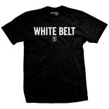 White Belt Jiu Jitsu Vintage-Fit T-Shirt