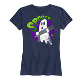 Women's Spooky Ghost Tee