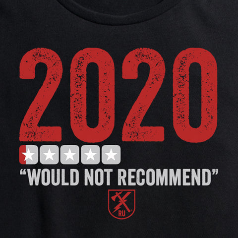 Women's 2020 Review Tee