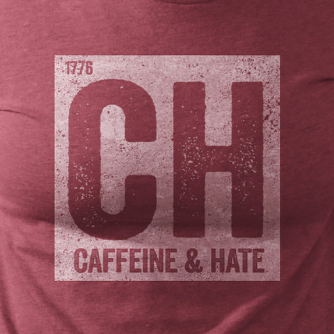 Women's Element of Caffeine Tee