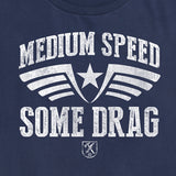 Women's Medium Speed  Tee