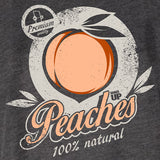 Peaches High Neck Tank