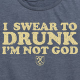 Women's I Swear To Drunk Tee