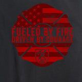 Women's Fueled by Fire Tee