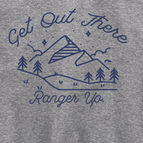 Women's Get Out There Tee