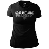 Women's Good Initiative Tee