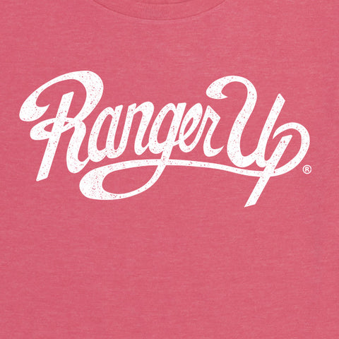 Women's Ranger Up Cursive Tee