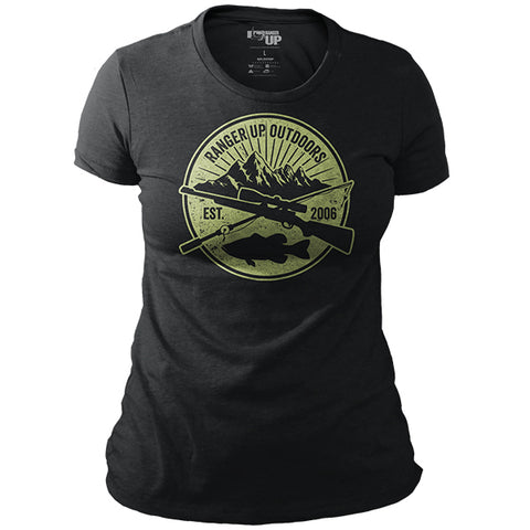 Women's Ranger Up Outdoors Tee