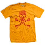 Hoist the Black Flag - Yellow - T-Shirt
