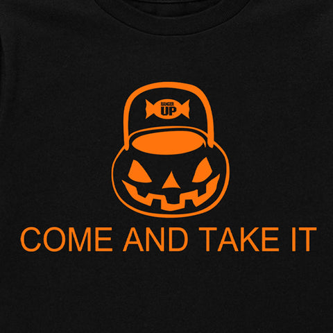 Kids Halloween - Come And Take It Candy Tee