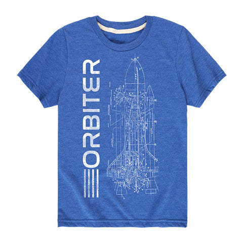 "Kid's NASA ""Orbiter"" T-Shirt"