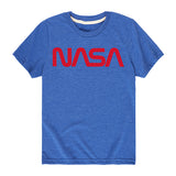 "Kid's NASA ""Worm"" T-Shirt"