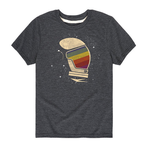 Kid's NASA Retro Helmet T-Shirt
