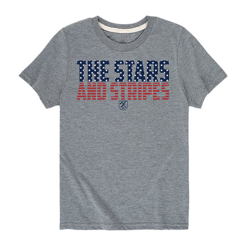 Kid's The Stars and Stripes T-Shirt