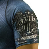 Tim Kennedy Hard To Kill Rash Guard