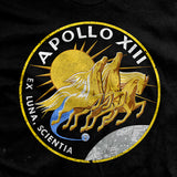 Kid's Apollo 13 Mission Patch T-Shirt