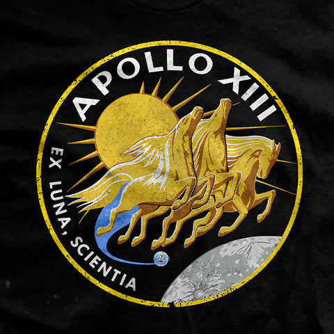 Apollo 13 Mission Patch T-Shirt