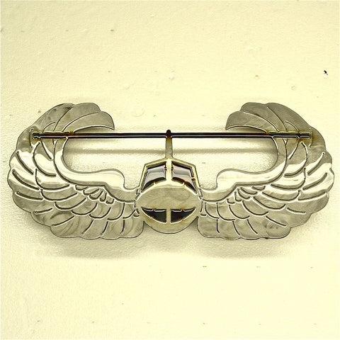 American Liquid Metal - Air Assault Badge Sign