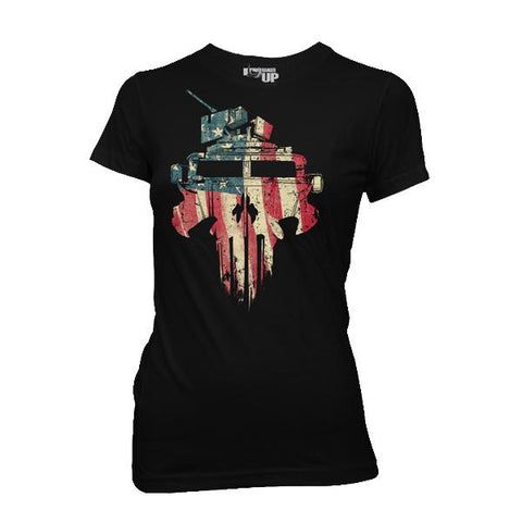 WOMEN'S Her Name is Death T-Shirt