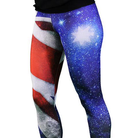PREORDER WOMEN'S Aussie Flag Leggings