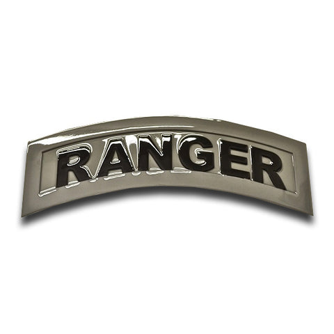 American Liquid Metal - Olive Drab Ranger Tab Sign
