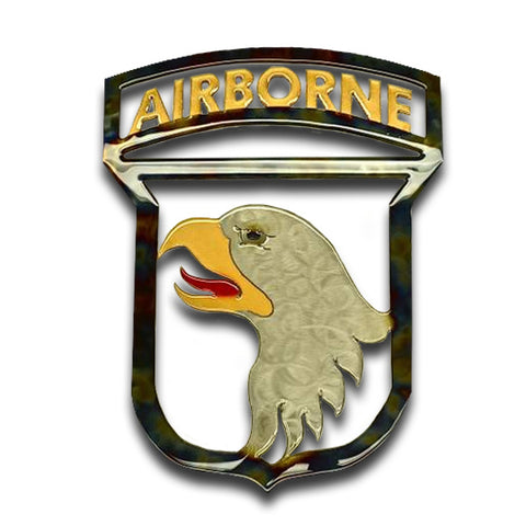 American Liquid Metal - 101st Airborne Division Limited Edition Sign
