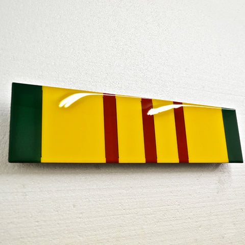 American Liquid Metal - Vietnam Service Ribbon Sign